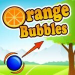 Orange Bubbles