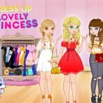 Dress Up The Lovely Princess