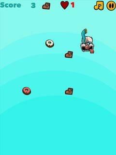 Image I eat Donuts